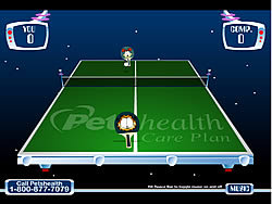 Garfield's Ping Pong