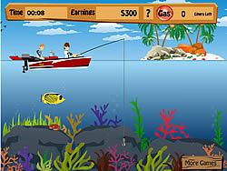 Ben 10 Fishing Pro