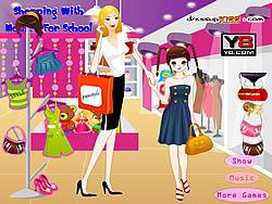 Shopping For School