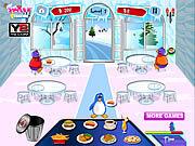 Smiley Penguin Diner