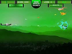 Ben 10 Air Strikes