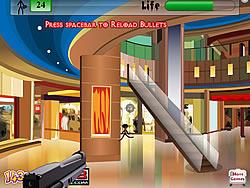 Shopping Mall Shooting