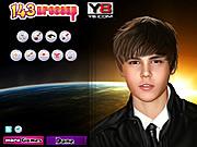 Justin Bieber Celebrity Makeover