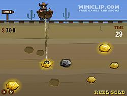 Reel Gold Miniclip
