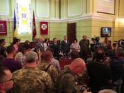 Multinational Brigade Forms Up