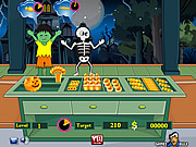 Halloween Candy Shop