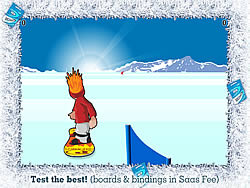Swiss Snowboard Box