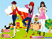 Posy Teens-Celebrate Thanksgiving Day