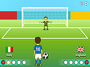Penalty Shootout-Game
