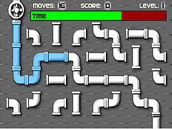 Image result for pipes game