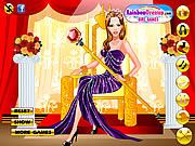 Fabulous Queen Dress Up