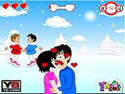 Christmas Love Kiss