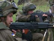 Ukraine Drills show power of Working Together