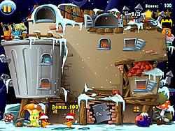 Greemlins Firemen Christmas Edition