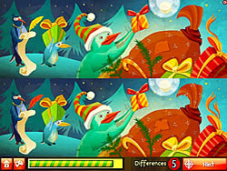 Santa's Penguins