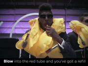 Virgin America Commercial: Safety Video