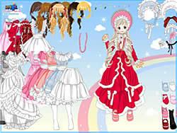 Dress-up Doll 3