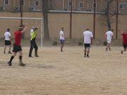 Football Match in Kabul Afghanistan