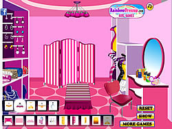My Girly Chic Dressing Room