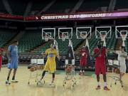 NBA Commercial: Jingle Hoops