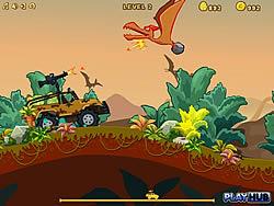 Dinosaur Truck
