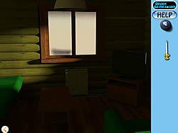 Wooden House Escape