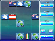 World Flag Memory - 1