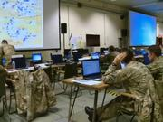 NATO Trains Rapid Deployable Force