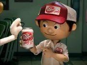 Diet Dr. Pepper Commercial: We Exist