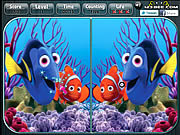 Finding Nemo Spot the Difference