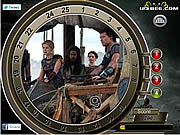 Play Wrath of the Titans - Find the Numbers game