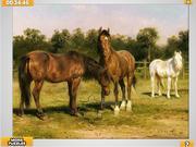 Horses Grazing Jigsaw
