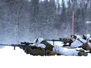 Winter Warfare Training in Norway