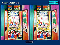 Matisse Differences