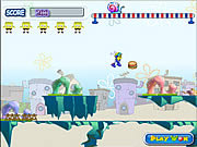 SpongeBob Crazy Run