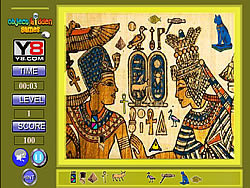 Mummy Hidden Objects