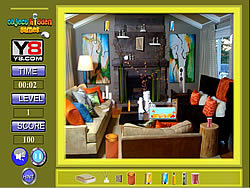 Splash Room Hidden Objects