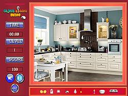 Cooking Room Hidden Object
