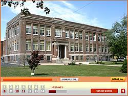 Hidden Number at School