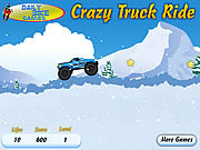 Crazy Truck Ride Game