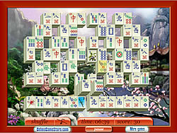 Mahjong Valley in the Mountain