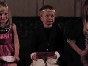 Death By Monday-Kids Reenact Project Runway