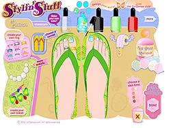 Stylin Stuff: Pedicure