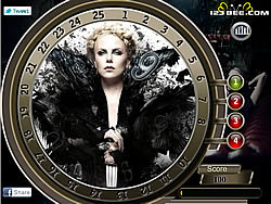 Snow White and the Huntsman - Find the Numbers