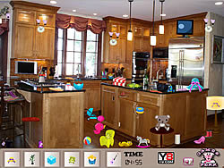 Hidden Objects-Kitchen