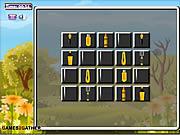 Yellow Tools Memory Match