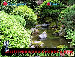 Garden Hidden Numbers