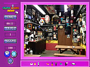Artist Room Hidden Objects