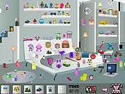 Hidden Objects-Bedroom 2