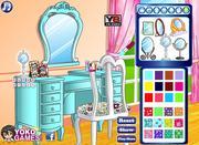 Makeup Vanity Decoration